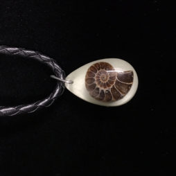 Ammonite Necklace, Philippines