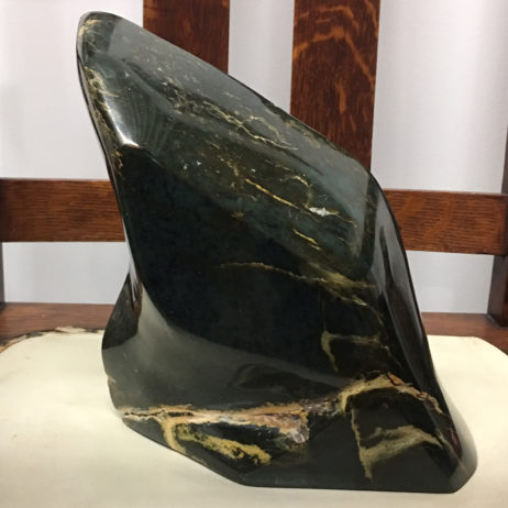 Wyoming Jade Sculpture