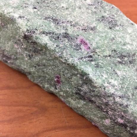 Ruby in Zoisite Specimen - Healing Stone
