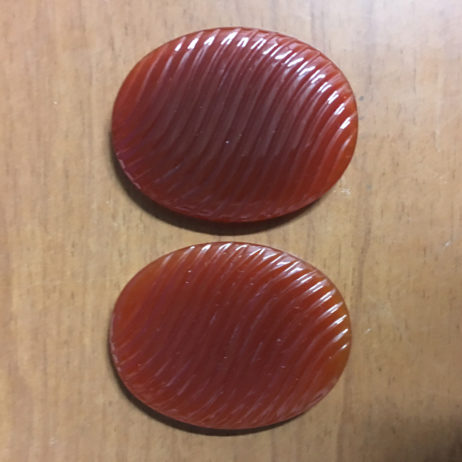 Pair of Carnelians