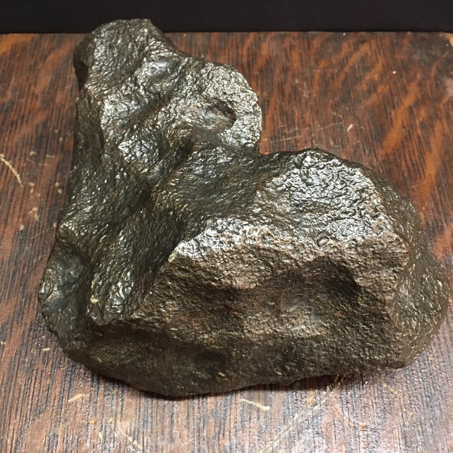 Huge Campo Del Cielo Iron Meteorite 7.9 kg or 17.5 lbs