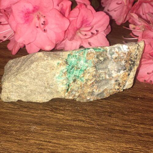 #EM2 Emerald Specimen witn High Chromium Content from Panjshir Valley Afganistan