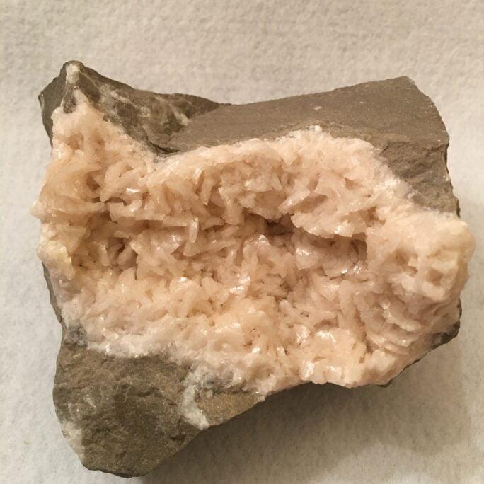#DOL5 Dolomite Specimen from Corydon, Harison County, Indiana
