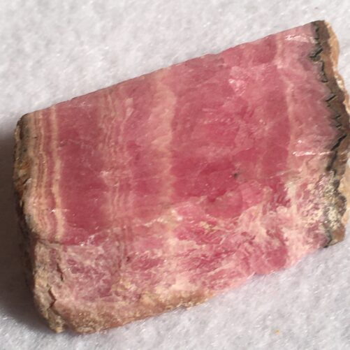 #RHODO8 Old Stock Rhodochrosite Specimen for Lapidary or Display
