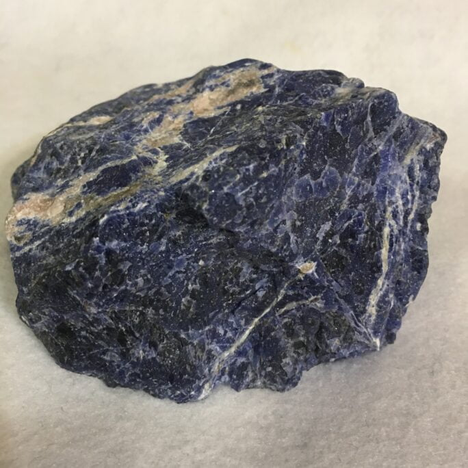 #SD4 Sodalite Display Specimen, or Lapidary or Crystal Healing Therapy