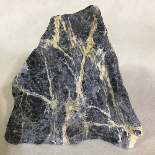 #SD5 Sodalite Display Specimen, or Lapidary or Crystal Healing Therapy