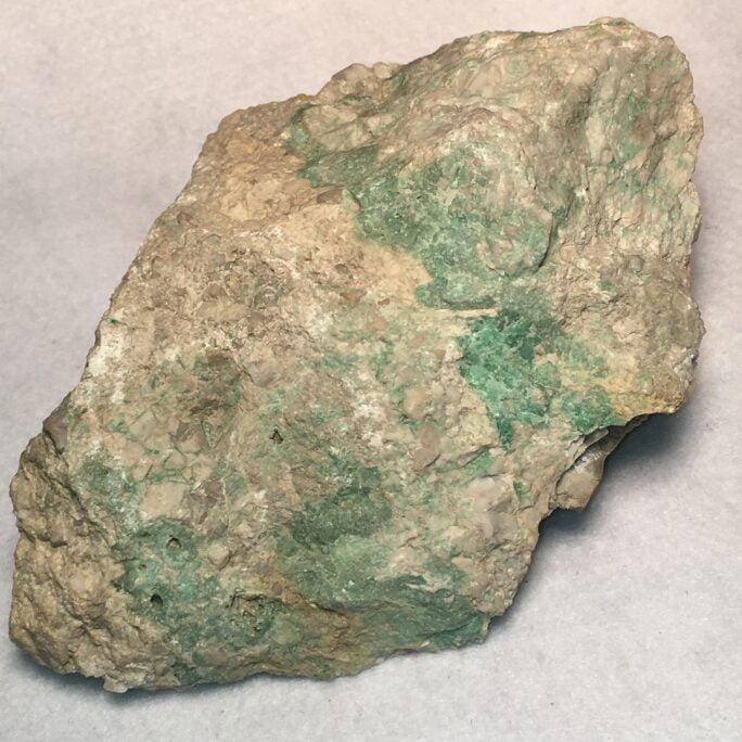 #VAR1 - Variscite Nodule Large Rough Specimen from Lucin, Utah 2lbs 5.5 oz