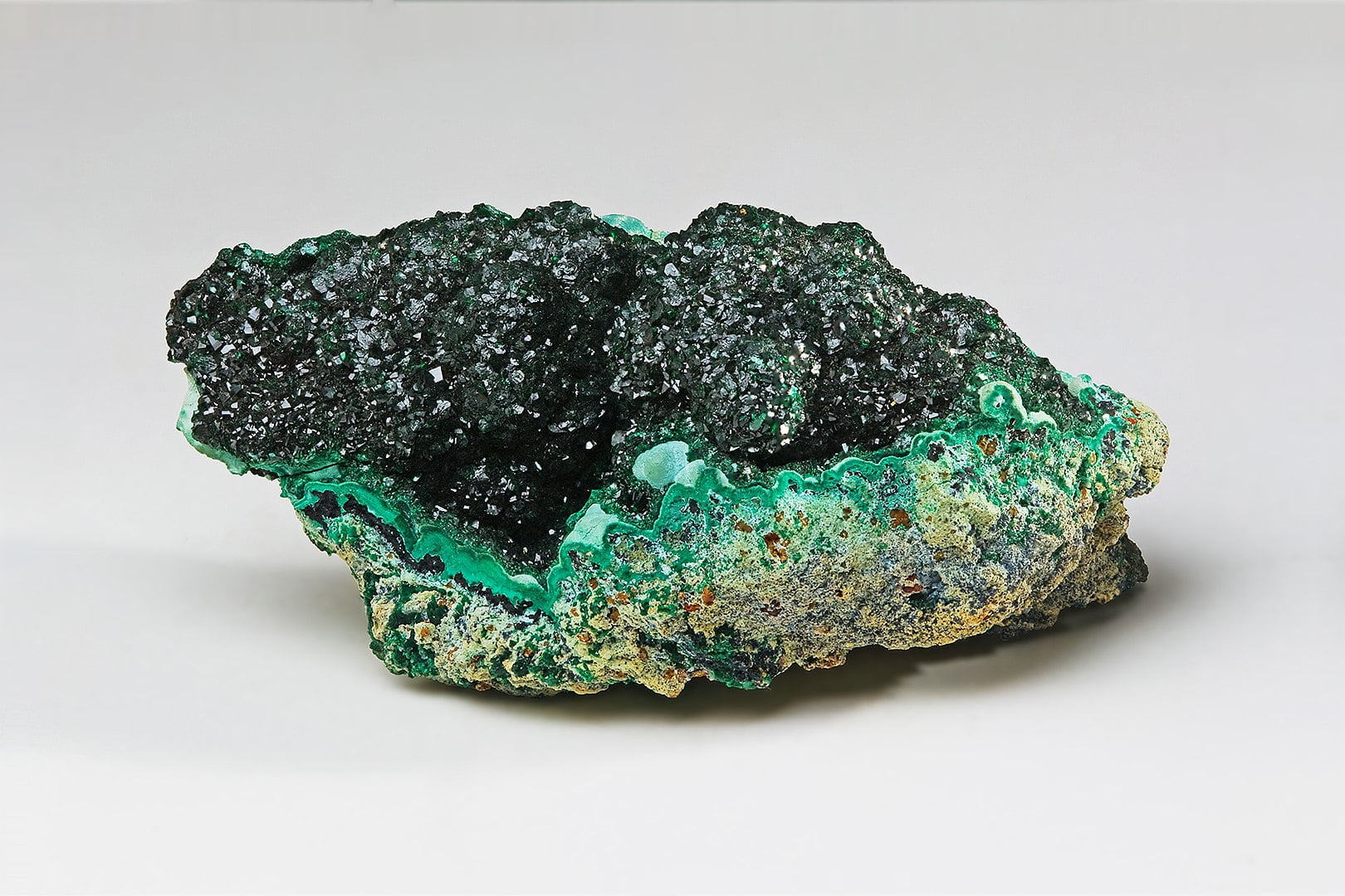Malachite from Zaire