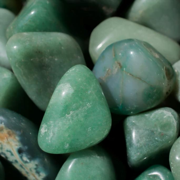 AV Aventurine Therapy Stone