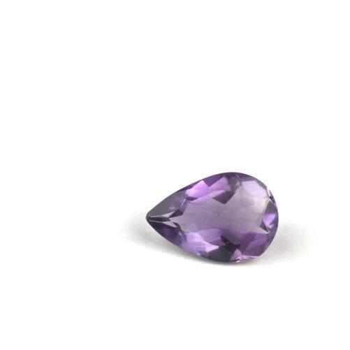 Amethyst Gemstone Pear Shaped AG1-#AG1-2