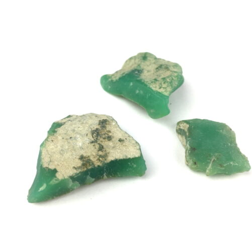 Chrysoprase 3 Pieces CHRY5-#CHRY5-1
