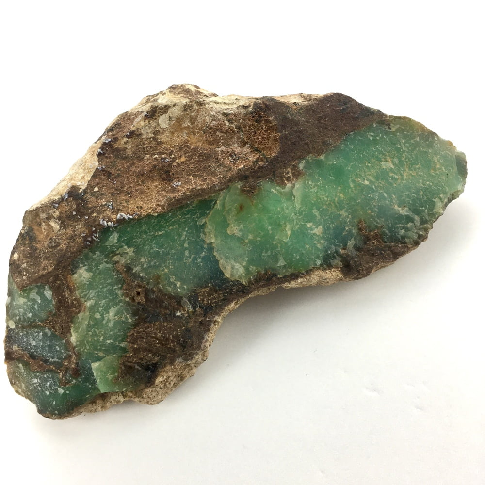 Chrysoprase Boulder for Display or Lapidary CHRY3-#CHRY3-1