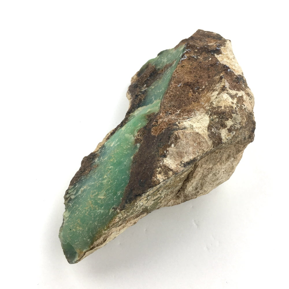 Chrysoprase Boulder for Display or Lapidary CHRY3-#CHRY3-2