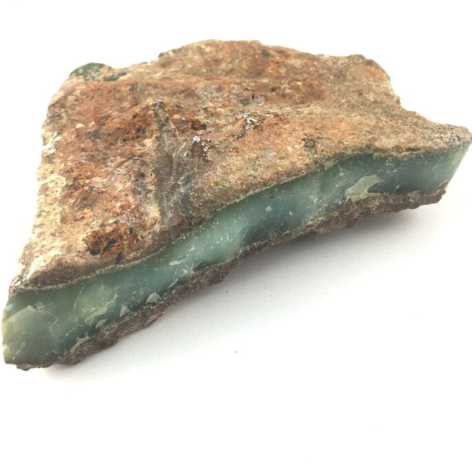 Chrysoprase Boulder for Lapidary or Display-#CHRY4-1