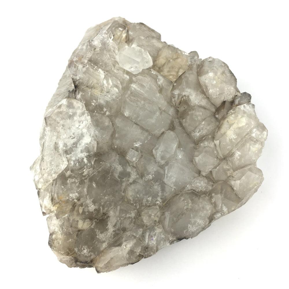 Elestial Alligator Skeltetal Quartz Cluster of Crystals QELES1-#QELES1-3