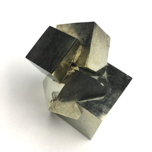 Pyrite Cube In Matrix from Navajun La Rioja Spain PYC5-#PYC5-2