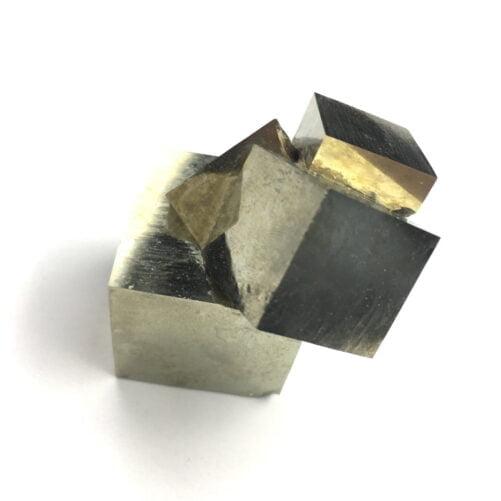 Pyrite Cube In Matrix from Navajun La Rioja Spain PYC5-#PYC5-3