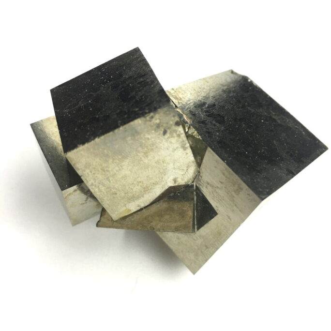 Pyrite Cube In Matrix from Navajun La Rioja Spain PYC5-#PYC5-4