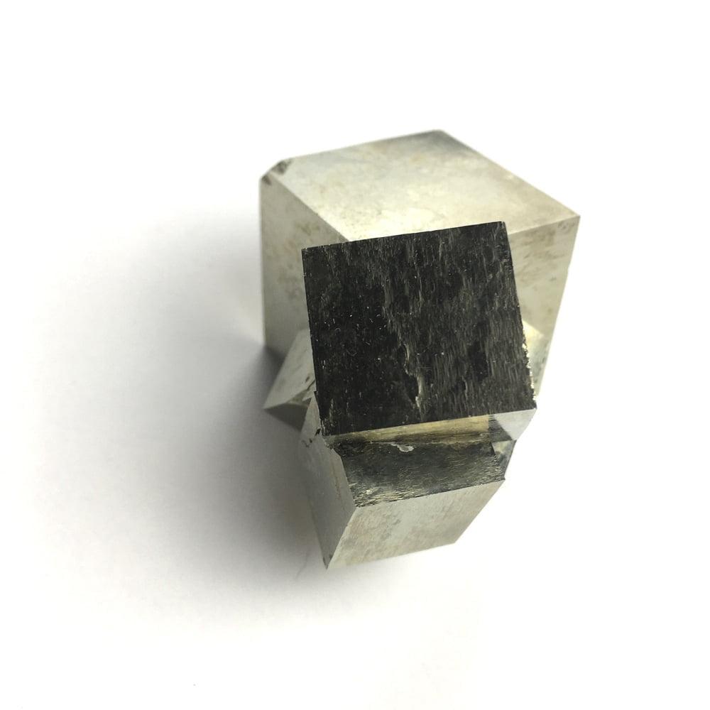 Pyrite Cube In Matrix from Navajun La Rioja Spain PYC5-#PYC5-5