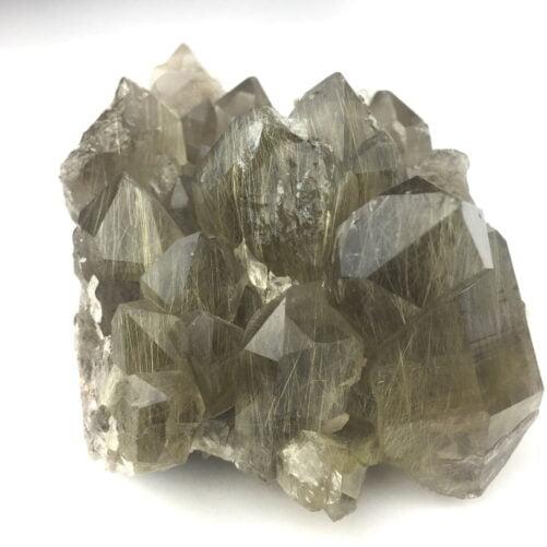 Rutilated Quartz Crystal QRUT2-#QRUT2-1