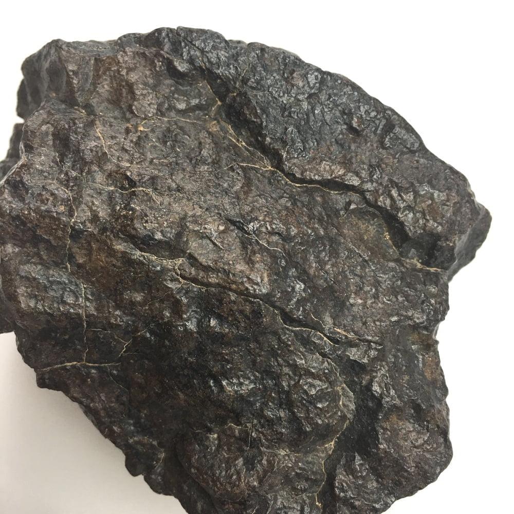 Stone Meteorite NWA North West African Chondrite Unclassified Regmaglypts M484-#M484-3