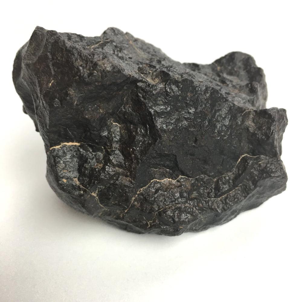 Stone Meteorite NWA North West African Chondrite Unclassified Regmaglypts M484-#M484-4