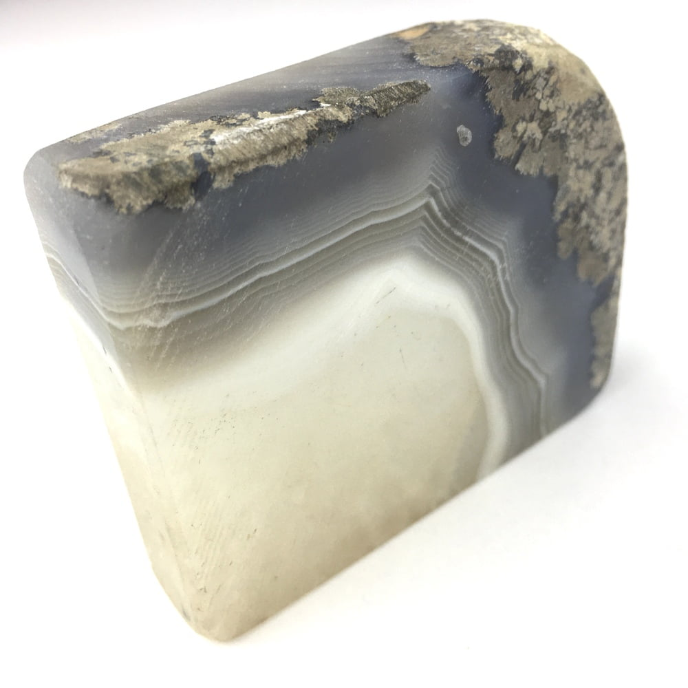 Transucent Agate Block Display Lapidary or as a Small Pedestal AGBK1-#AGBK1-1