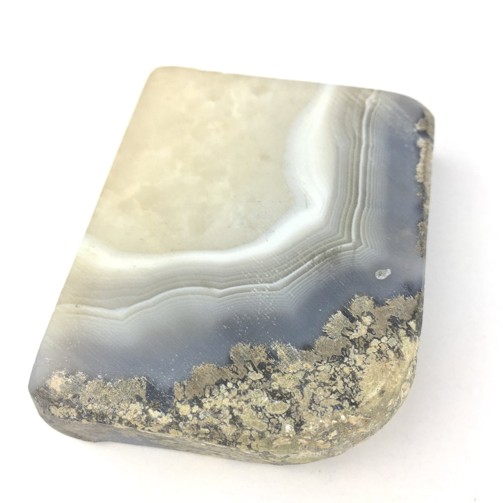 Transucent Agate Block Display Lapidary or as a Small Pedestal AGBK1-#AGBK1-4