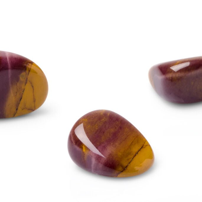 Mookaite Therapy Stone