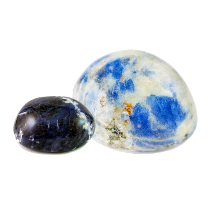 Sodalite Therapy Stone