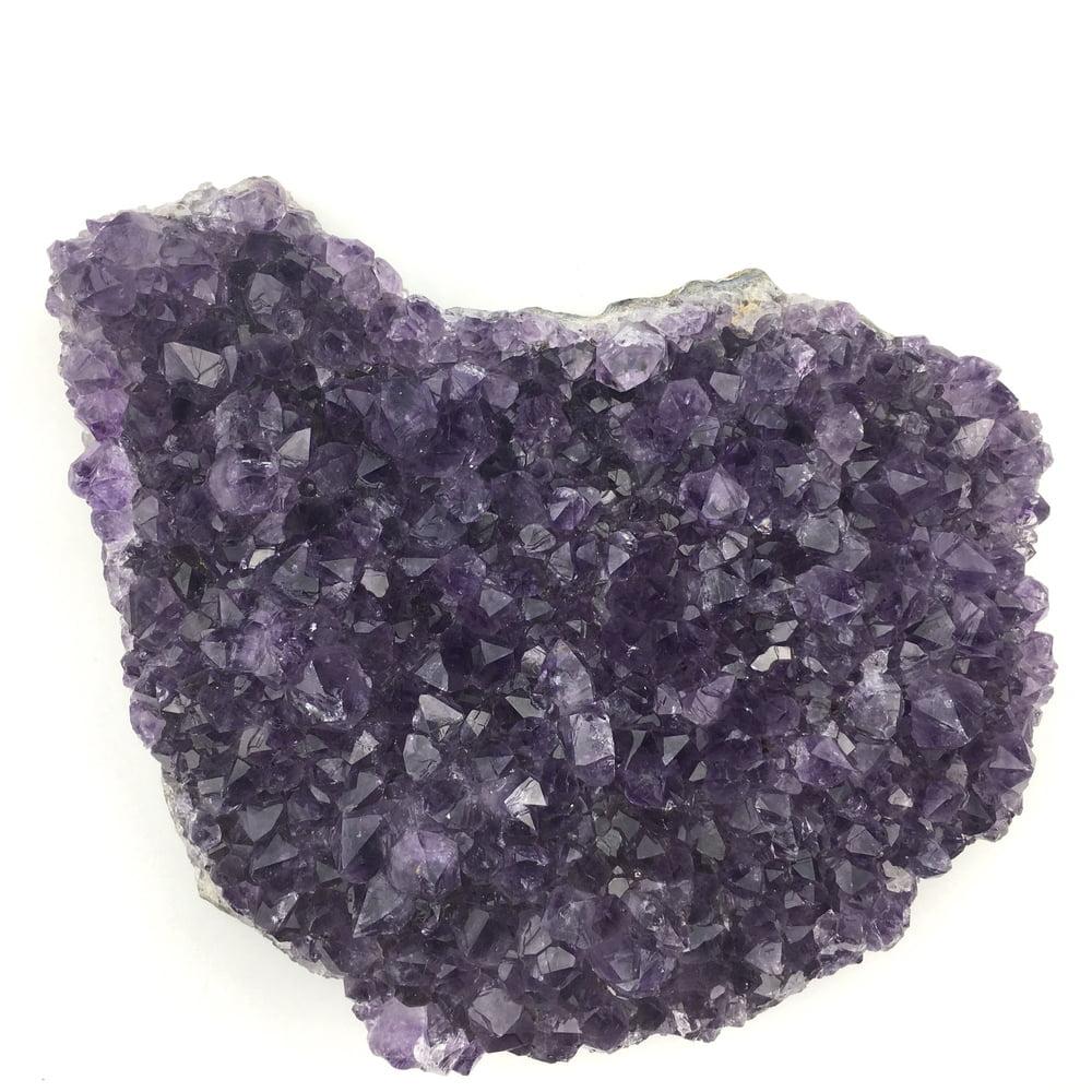 Amethyst Quartz Crystal Cluster AM104-#AM104-1