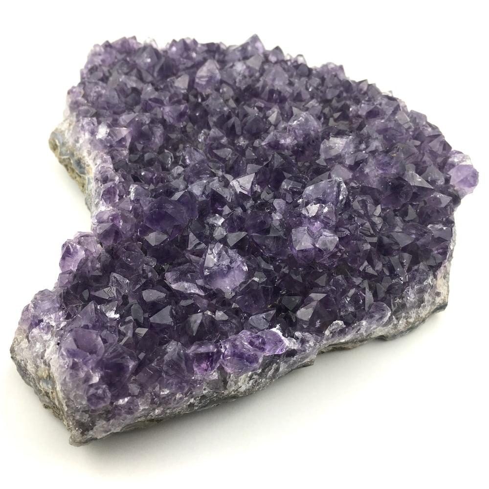 Amethyst Quartz Crystal Cluster AM104-#AM104-3