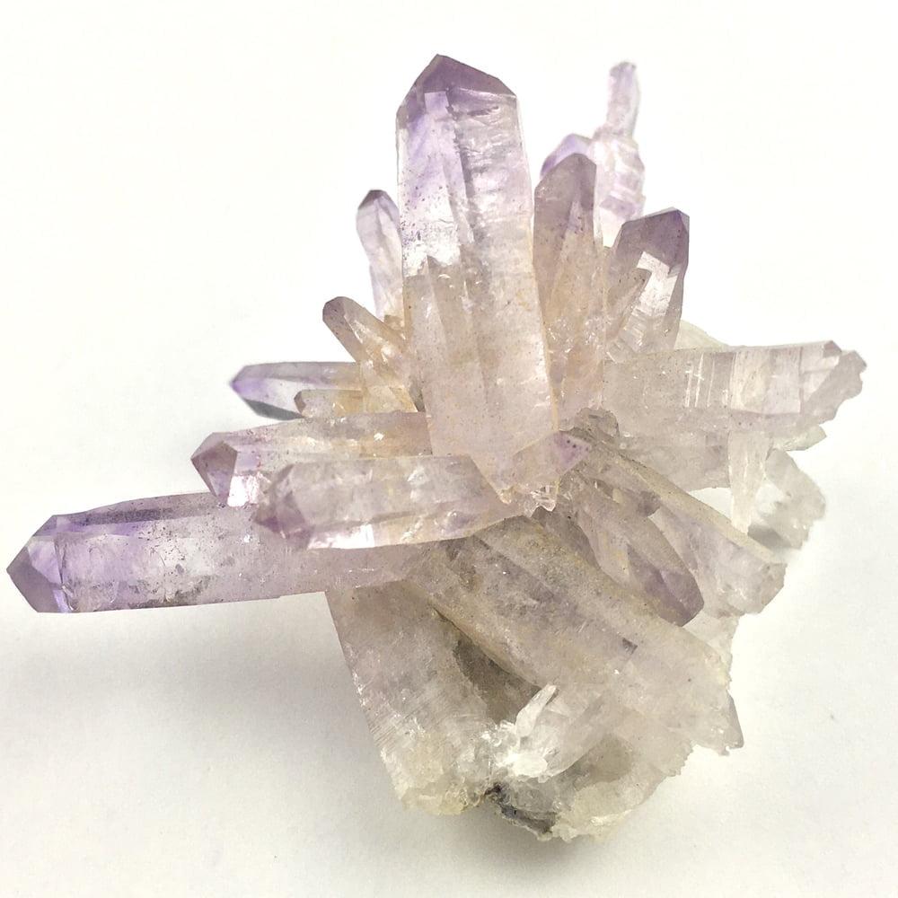 Amethyst Quartz Crystal Cluster Flower AM111-#AM111-1