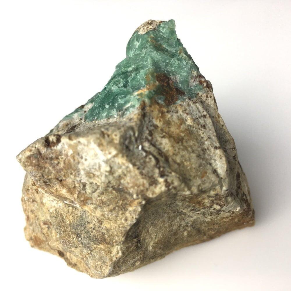 Emerald Specimen With High Chromium Content from Panjshir Valley Afganistan-#EM1-4