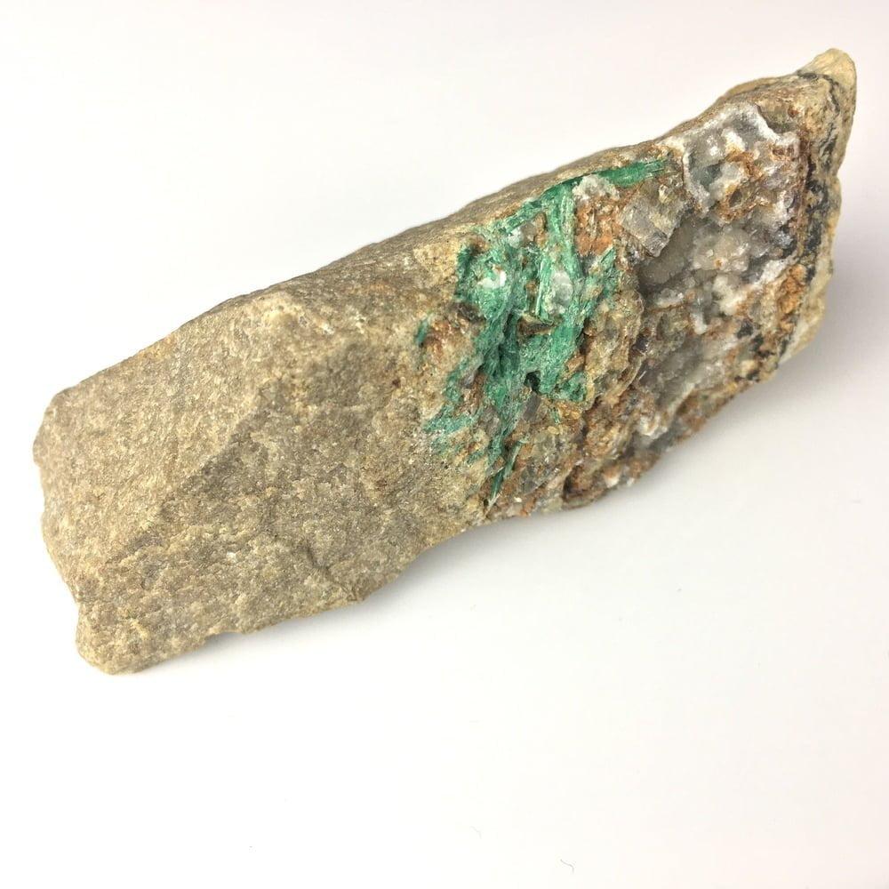Emerald Specimen with High Chromium Content from Panjshir Valley Afganistan EM2-#EM2-2