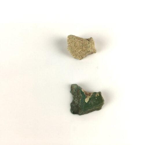 Green Turquoise on Matrix 2Pieces TC11-#TC11-2