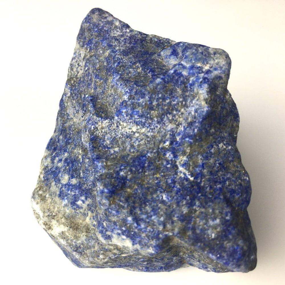 Lapis Lazuli Specimen Rough from Afganistan LAP10-#LAP10-2