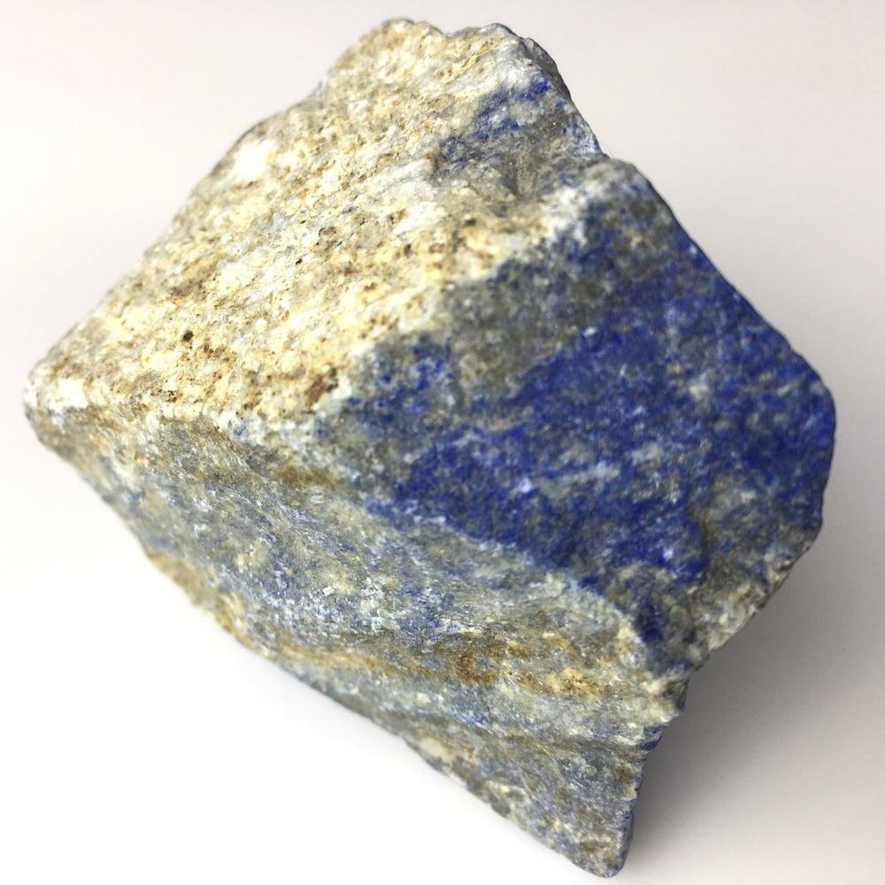 Lapis Lazuli Specimen Rough from Afganistan LAP10-#LAP10-3