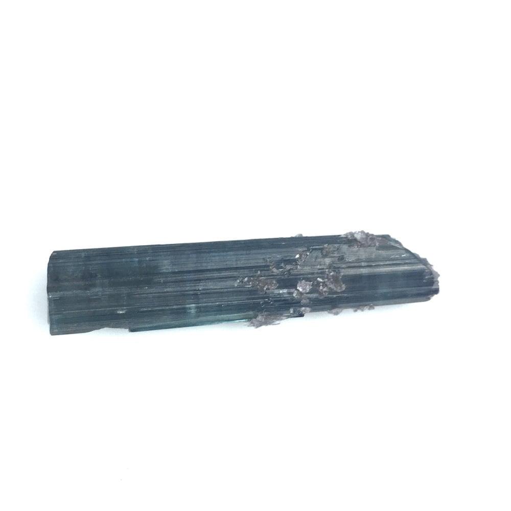Rare Blue Indicolite Tourmaline Natural Crystal-#TOU1-3