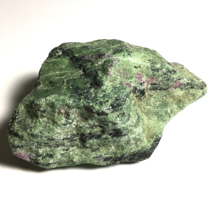 Ruby in Zoisite Natural Rock RZ2-#RZ2-1