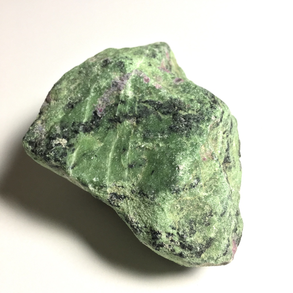 Ruby in Zoisite Natural Rock RZ2-#RZ2-2