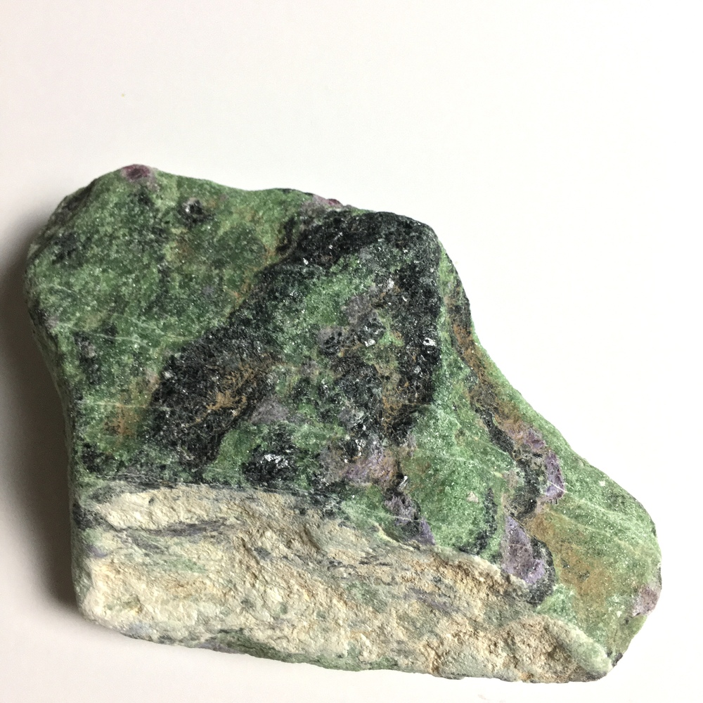 Ruby in Zoisite Natural Rock RZ2-#RZ2-5