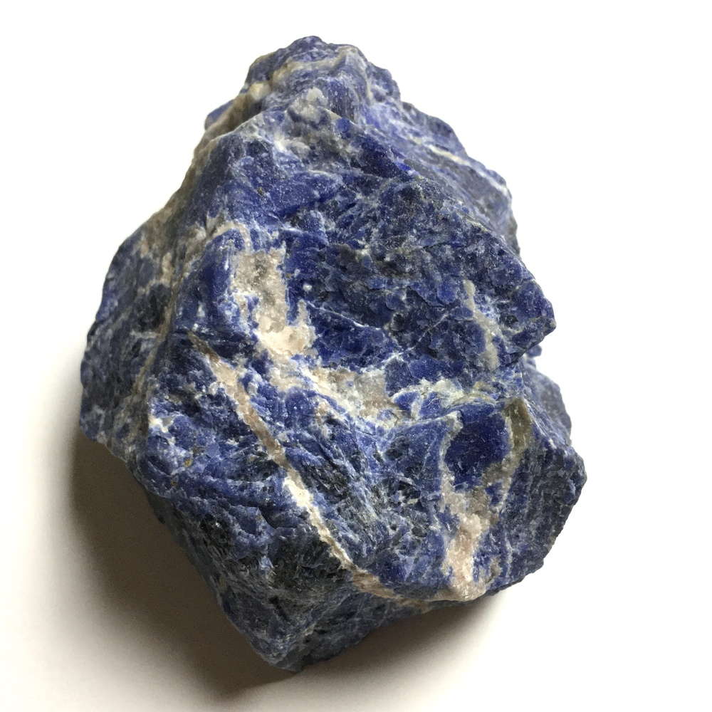 Sodalite Display Specimen or Lapidary Piece Or Crystal Healing SD4-#SD4-1