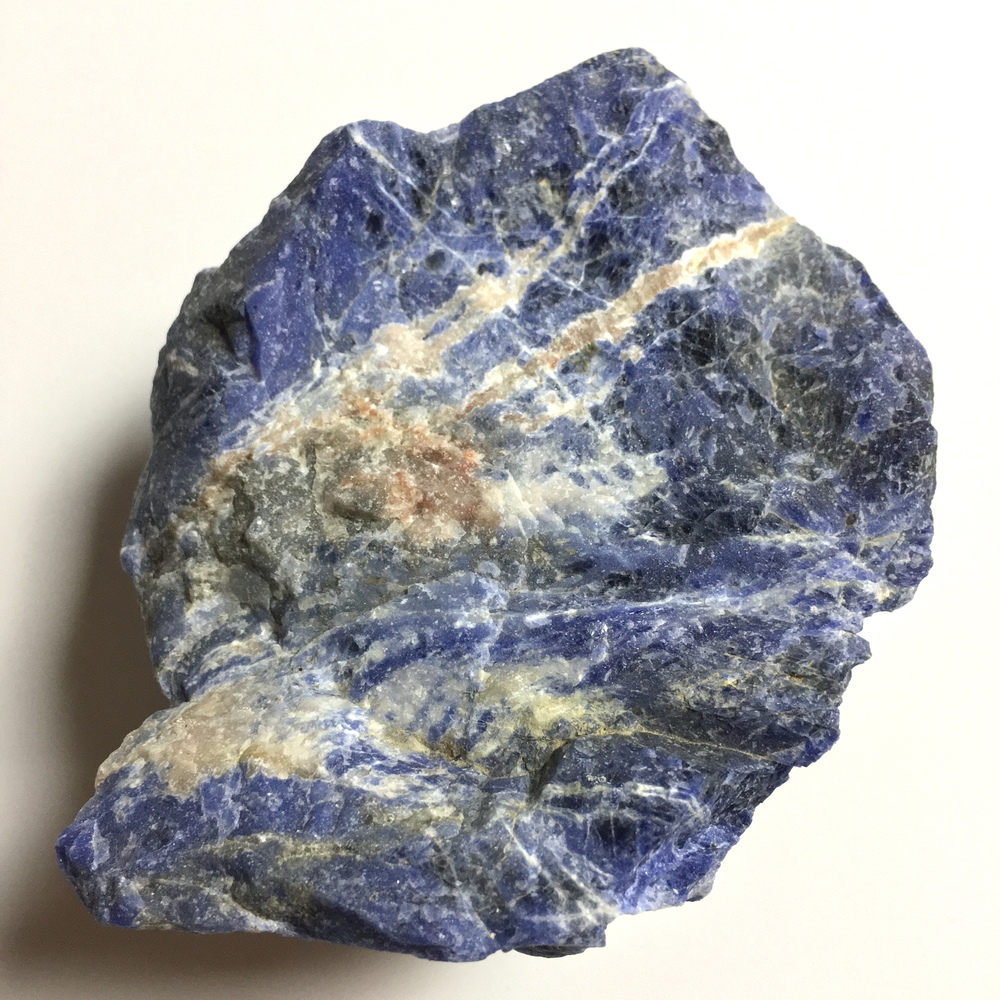 Sodalite Display Specimen or Lapidary Piece Or Crystal Healing SD4-#SD4-2
