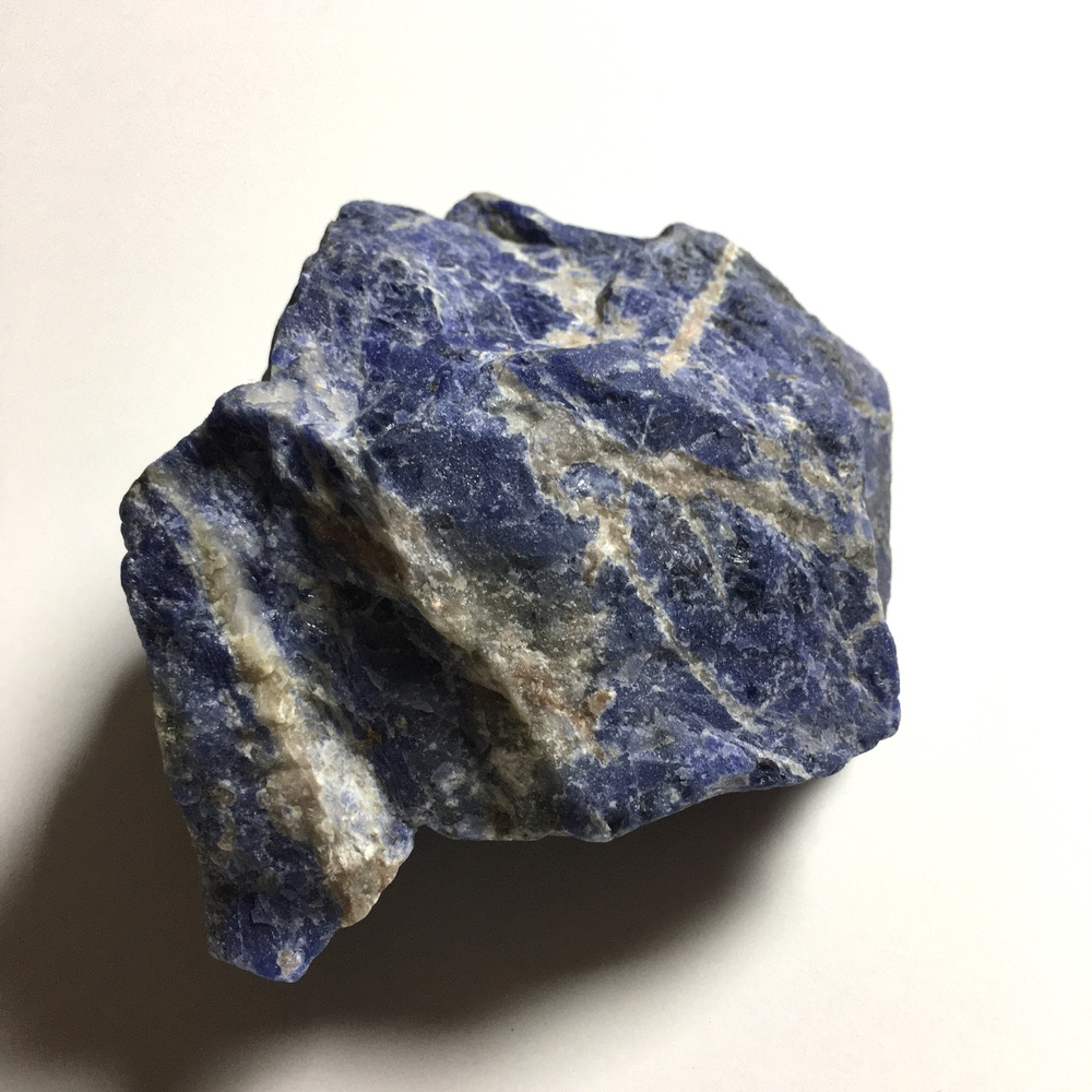 Sodalite Display Specimen or Lapidary Piece Or Crystal Healing SD4-#SD4-3