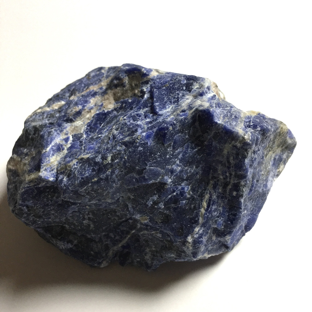 Sodalite Display Specimen or Lapidary Piece Or Crystal Healing SD4-#SD4-4